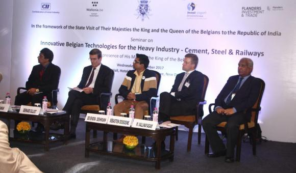 Speakers for Session on Cement and Steel Industries 1