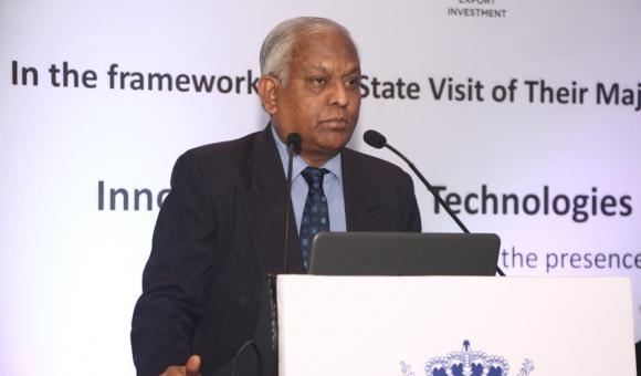 Mr. M. Vallinayagam, Director & CEO, Hamon Research Cottrell India