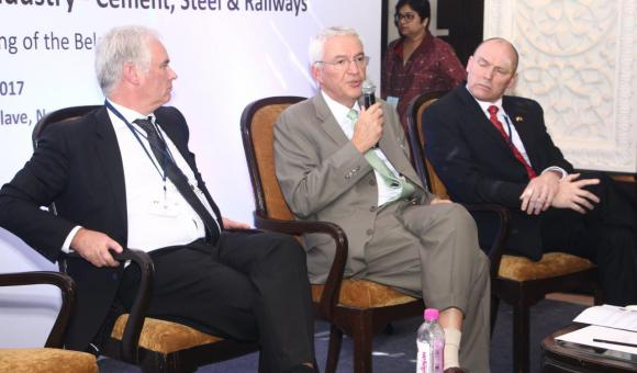 Speakers for Session on the Railways sector