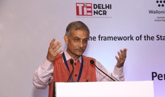 Dr. Anil Wali, Managing Director FITT, IIT Delhi