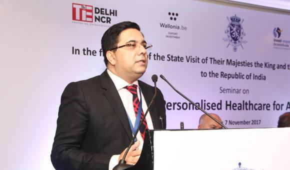 Mr. Gaurav Malhotra, MD & CEO, Medicover Healthcare